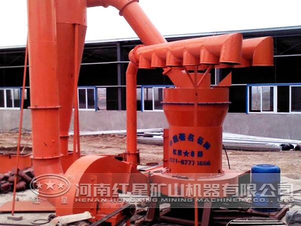 80-600目钾长石磨粉生产线
