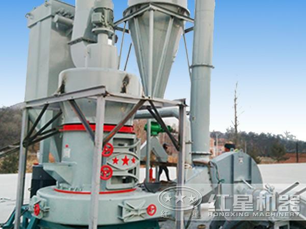 钠硝石磨粉生产线