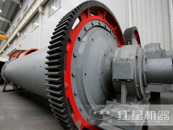 100吨球磨机
