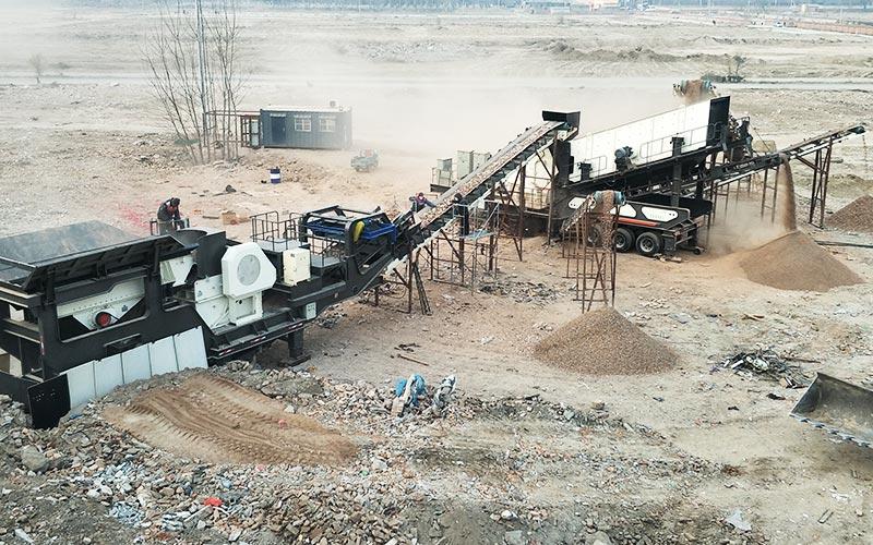 建筑垃圾破碎机