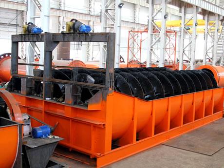 黑锰矿分级机