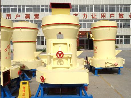 石膏雷蒙磨粉机