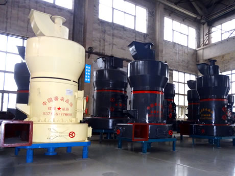 钾长石高强磨粉机