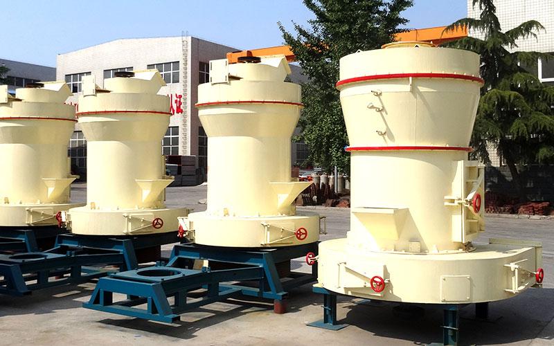 滑石粉雷蒙磨粉机