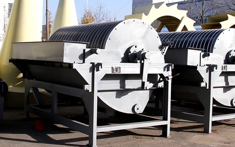 磁铁矿磁选机