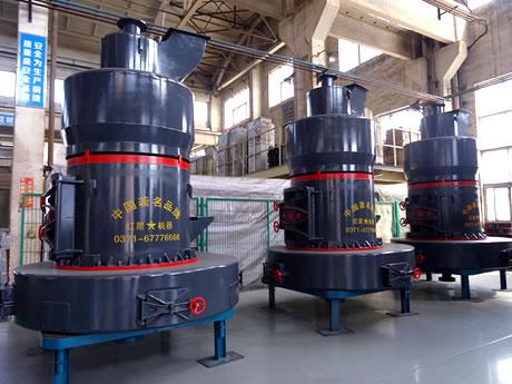 锆英石雷蒙磨粉机