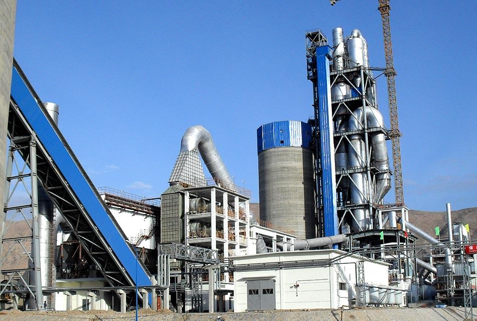 云南曲靖水泥生产工艺流程