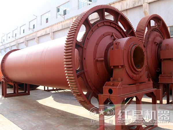 污泥陶粒砂设备:球磨机