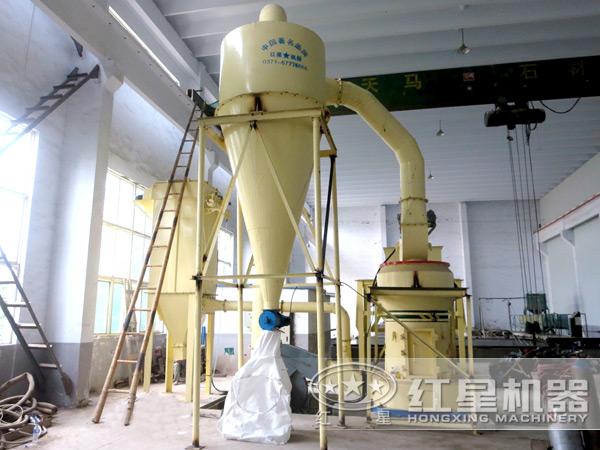 甘肃陇南氧化铝制粉项目