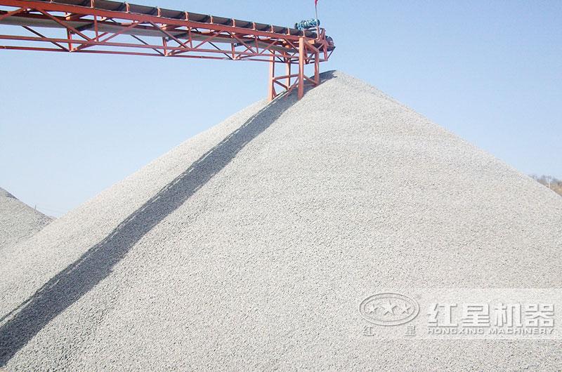 成品机制砂