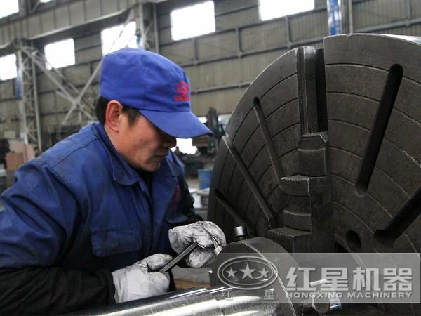时产50吨,出料0.2-0.3mm的大理石制砂机匠心做工