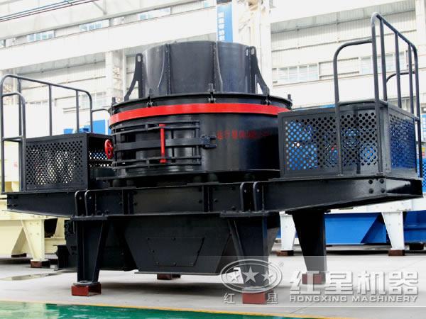 时产70吨-150吨鹅卵石制砂机