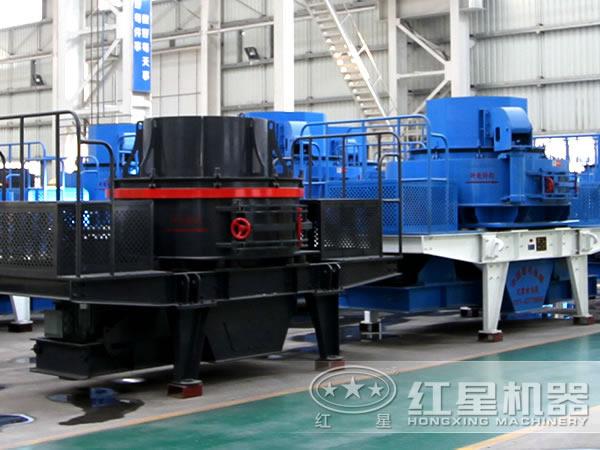 时产70吨-150吨鹅卵石制砂机型号多
