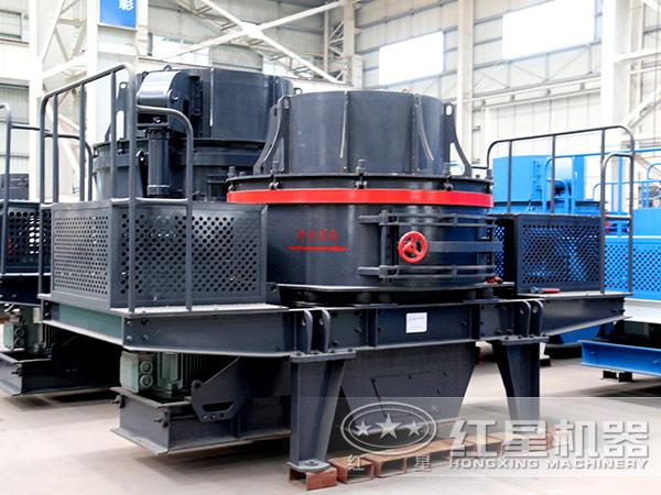 一小时100吨05石粉制砂机