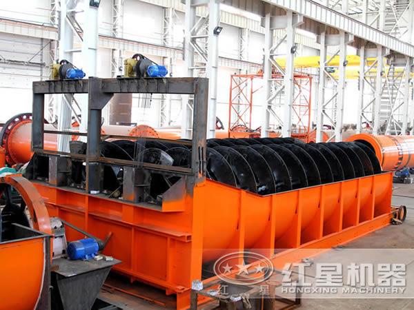 一小时100吨河沙洗砂机厂家