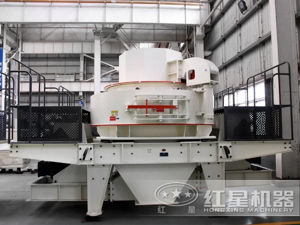 时产20吨河沙制砂机