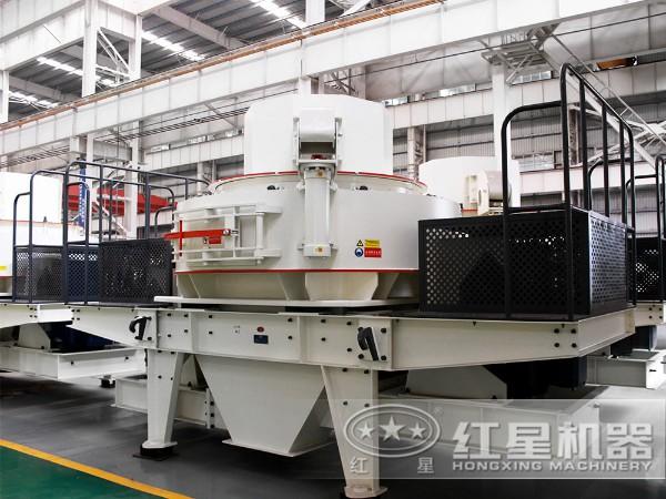 时产20吨河砂制砂机