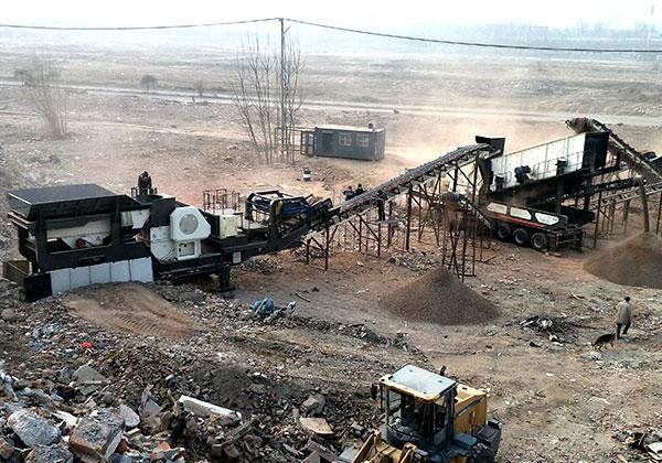 红星移动破碎站:让建筑垃圾成为看得见的资源