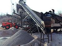 车载一体碎石机_移动汽车载式打石子机功能强大|价格