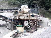一条完整的日产3000吨机制砂生产线设备如何配置?价格投资