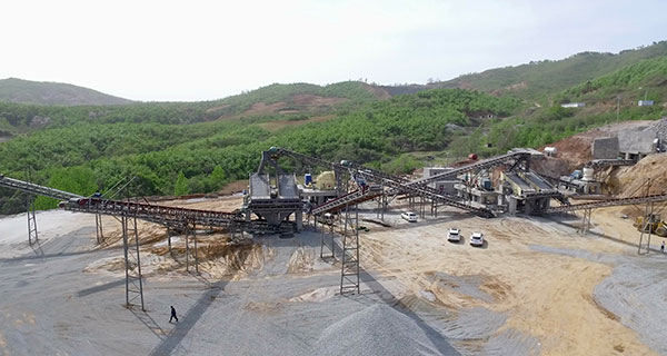 煤矸石能制沙吗,全套制砂生产线设备有哪些?