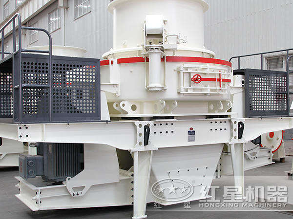 时产300吨的青石打砂机