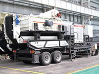 时产200吨废钢渣移动破碎机,实现钢渣变废为宝好处多