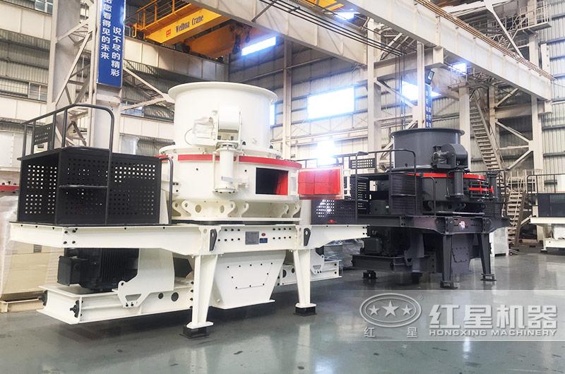 HXVSI-7611制砂机