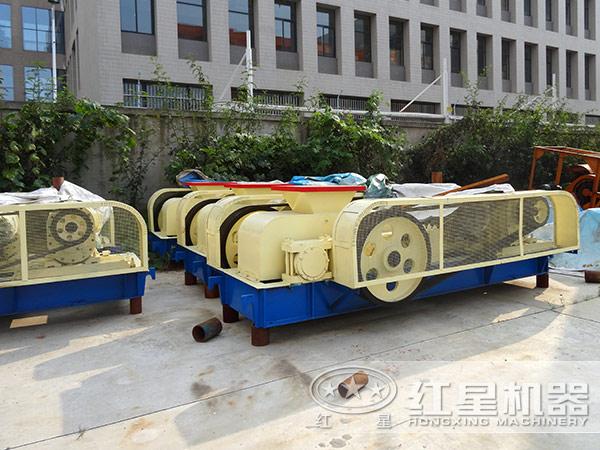 时产100吨对辊制沙机生产厂家