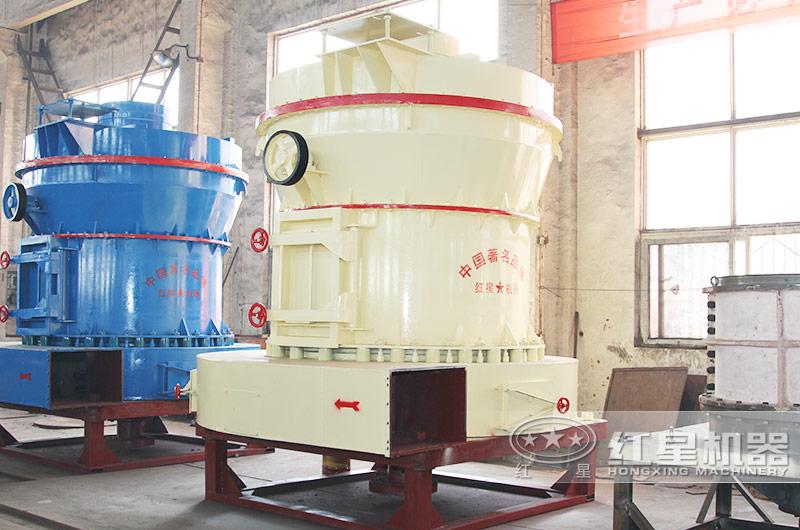 溶渣磨粉机设备