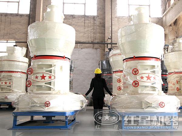 粉煤灰雷蒙磨粉机