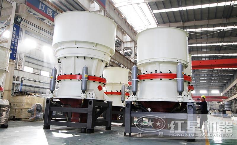 SC系列单缸液压圆锥破,时产85-1170吨
