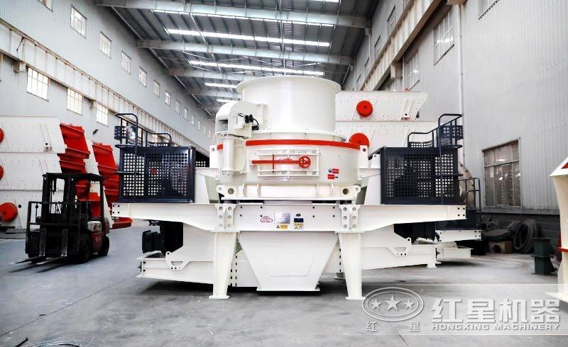 建筑用砂制砂机:HVI冲击式制砂机(时产70-585吨)