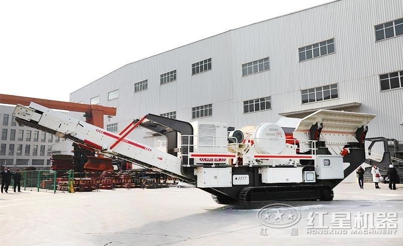 小型车载流动制砂机厂家,实力雄厚,质保价优