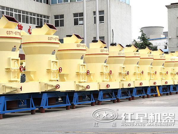 石灰石磨粉机生产厂家