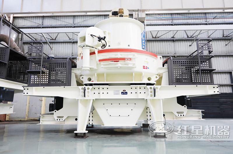HVI1032制砂机深腔破碎,提高通过量30%