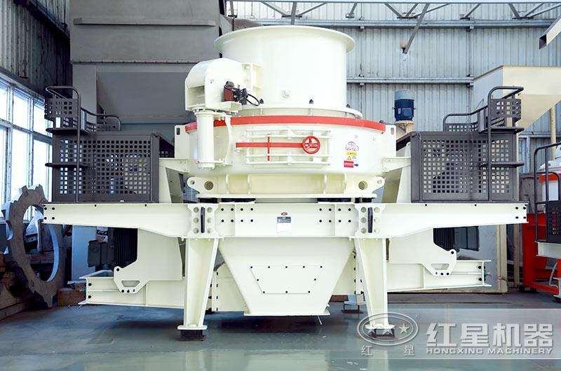 HVI制沙机,深腔破碎,时产量70-585t/h