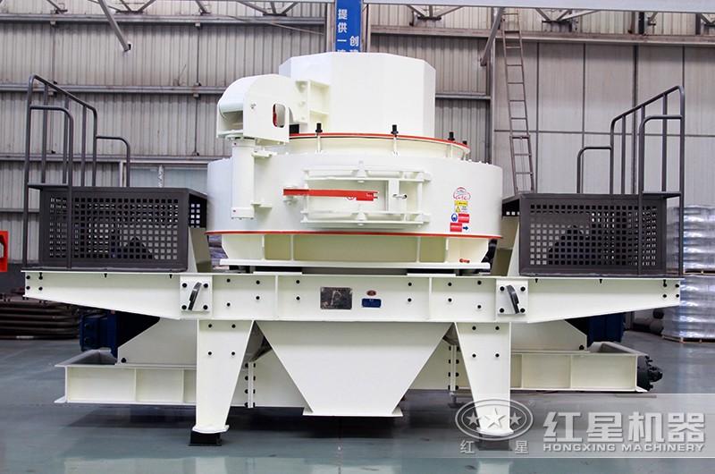VSI制砂机,深腔转子设计,时产量60-520t/h
