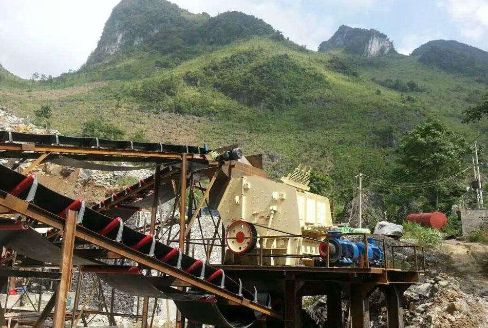 安徽时产120t吨河卵石生产线反馈