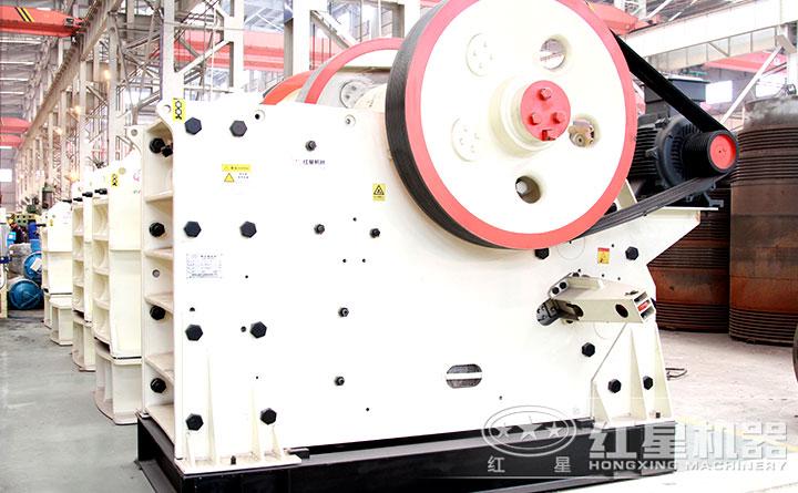 欧版颚式破碎机,高效率、智能化、易操作