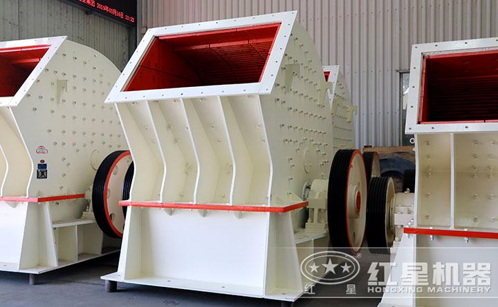 1000tph重锤式粉石头机