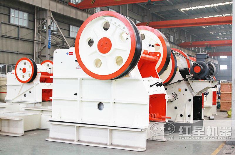 欧版鄂式破碎机,自动调节出料粒度,产量高粒型好