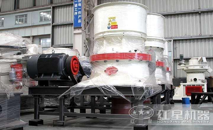 单缸圆锥破碎机,产量高85-2020t/h