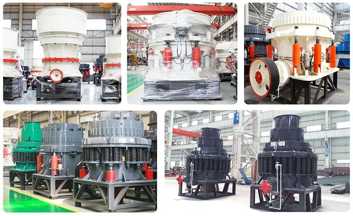 红星全系列液压破碎机,类型不同,性能不同