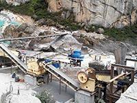8小时生产3千方沙的石子破碎生产线价格多少钱?