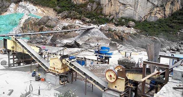 石灰石可以做机制砂吗?建一条时产500吨制砂生产线多少钱?