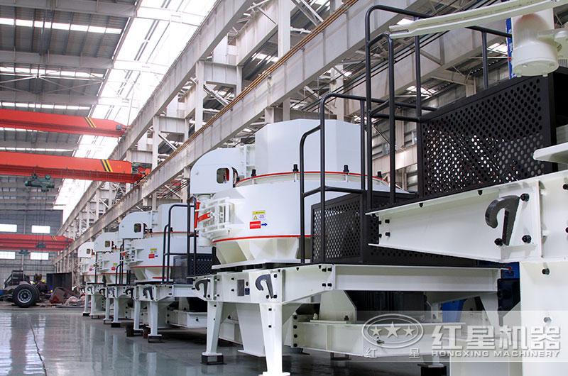 河南鹅卵石制砂机厂家提供现货,欢迎咨询