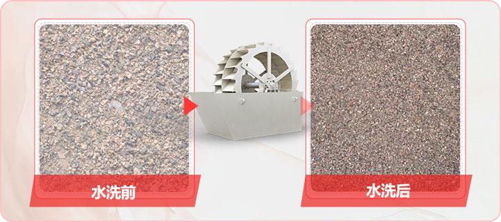 石粉砂洗沙后大有用途