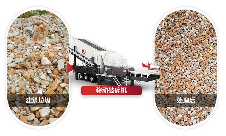 基建废弃砖渣秒变优质砂石骨料