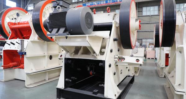 每小时500吨(CJ)鄂式石料破碎机性能升级,价格不变
